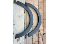 Mini wheel arch trims
