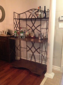 Great for use as a Drink/Food serving  station!