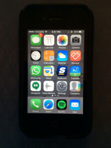 Mint Condition Iphone 4S (64GB) for sale