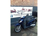 HONDA SH 125 FOR SALE 1 year mot STERLING