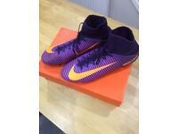 Nike Mercurial Sock Boots - Size 9
