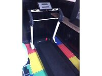Reebok I-run treadmill (mains powered)