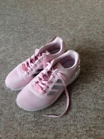 Adidas trainers pink uk 4