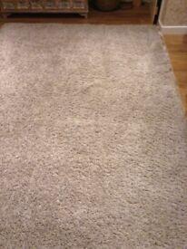 200x290cm natural colour rug