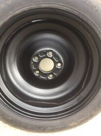 For sale space saver spare wheel for ford
