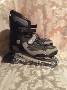 Mens Rollerblades Size 10 Like New!