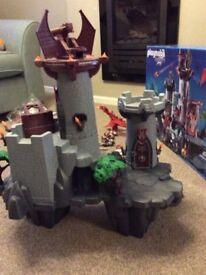 Playmobil Knights Dragon Castle