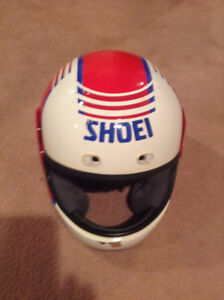Shoei Motorcycle Helmet (classic)
