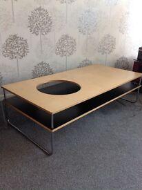 Habitat retro coffee table
