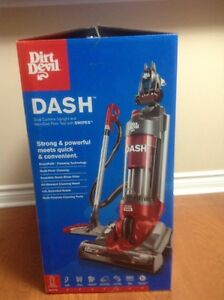 BRAND NEW Dirt Devil Dash™ Upright with Vacuum + Dust Floor Tool