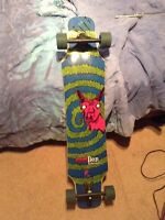 Longboard 200$ Really smooth
