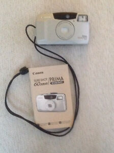 35 mm Canon Sure Shot camera-zoom shot Edmonton Edmonton Area image 3