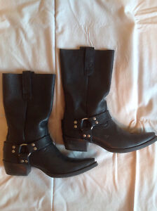 """Ariat """"Hollywood"""" Leather Boots"""