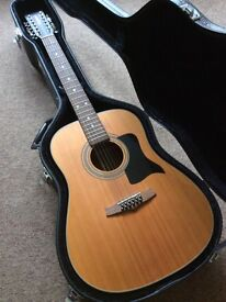 Tanglewood 12-string Acoustic Guitar w/ Hardcase