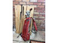 Used golf cluds