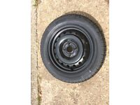 Car tyre to fit rover 45