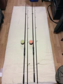 Shimano beastmaster bx carp rods