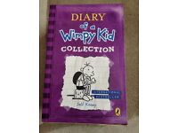 Diary of a Wimpy Kid Book Collection + Captain Underpants