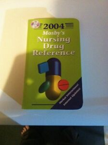 2004 Nursing Drug Reference