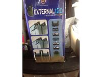 Aqua-Up 120 External Canister Filter £20