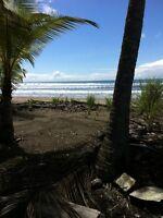 costa Rica Dominical region