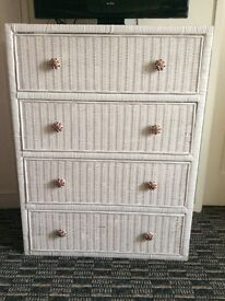 Shabby Chic/Retro Vintage chest of drawers
