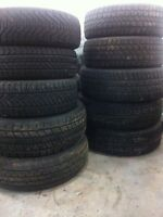 Loads of tires for sale 20$ EACH very cheap