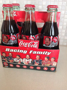 Coca Cola Bottles Dale Earnhardt