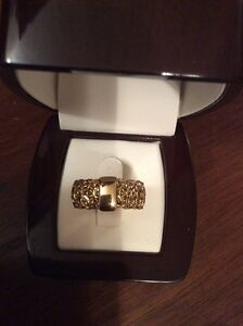 By AK TURKEY 18K Yellow Gold BYZANTINE Design 4.2 grames