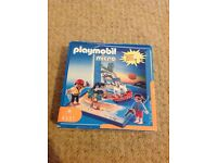 Playmobil micro pirate plwyset