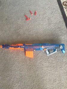 Nerf Centurion gun