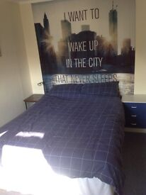 Double room, available NOW,