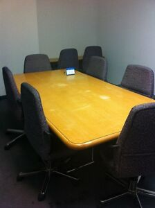 Boardroom/Conference Table for Sale