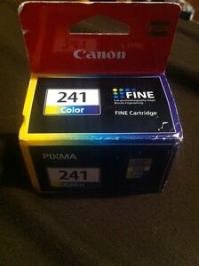 CANON PRINTER INK 241 COLOR