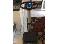 Pro fittness vibrating plate