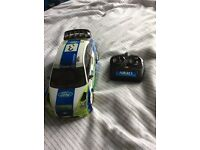 Ford Focus rs radio controlled car