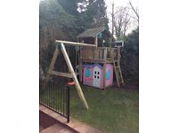 Kids Play Pen and Play house