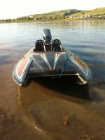 19 ft speed boat