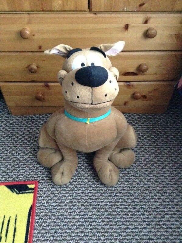 Scooby doo teddy