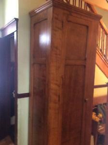 Ancienne armoire de classe