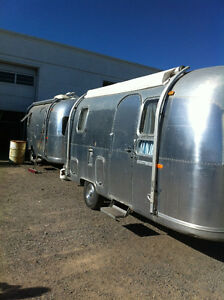 looking to purchase vintage trailers, boler,airstream, avion