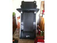 Roger black running machine hardly used bean in storage like new £100