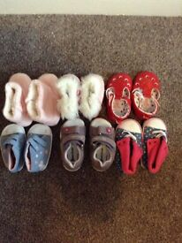 Bundle girls shoes 0-18 month