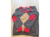 Ladies Crew sweater size 14
