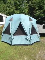 Tente dinette camping