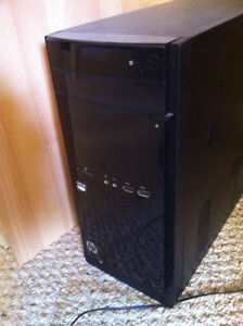 HP desktop hardly used about 2.5 years old $150.00