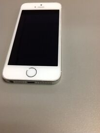 Apple iPhone 5s - 32GB - EE Network - Silver - 4G - Good Condition - With Receipt