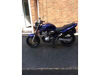 Suzuki bandit 600 gsf/s 2003