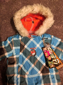 Brand new with tags attached Boys Gusti snowsuit London Ontario image 2