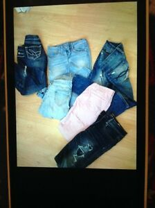 Brand name jeans!!